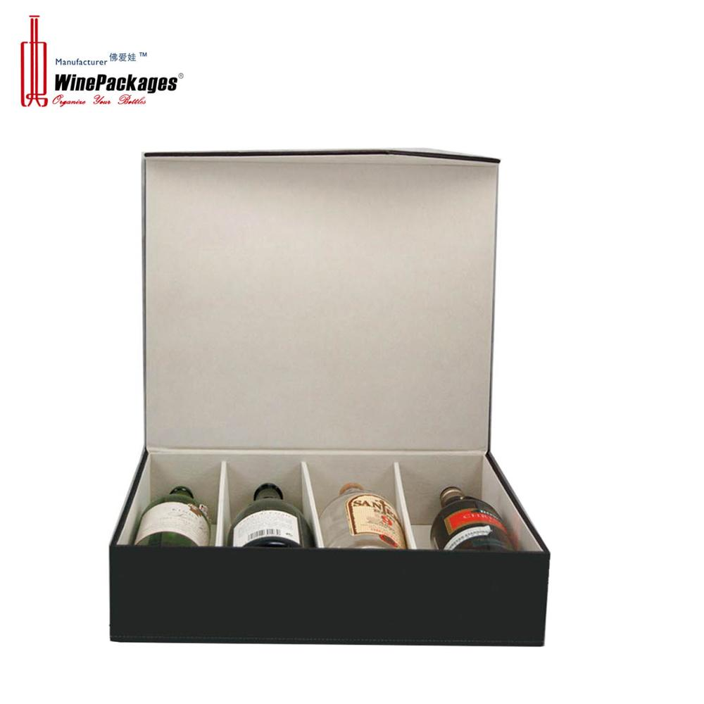 Customised mini large serve wooden marriage/newlywed reusable decorative vintage/fancy single wine box for wine carrier leather