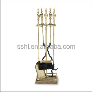 Fireplace Tools Polished Brass Fireplace Tool Accessories