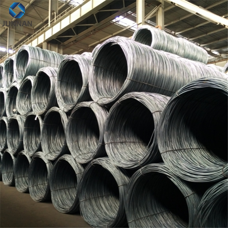 Astm Prime Wire Rod Coil/coils Steel Wire Rod Sae1008/wire Rod Hs ...