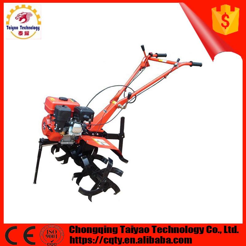 186FA Diesel Rotary Cultivator Mini Tiller 9 hp Power Tiller Price