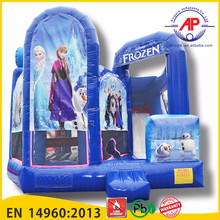 Airpark Cheap inflatable bouncer slide, inflatable slide combo, inflatable toys