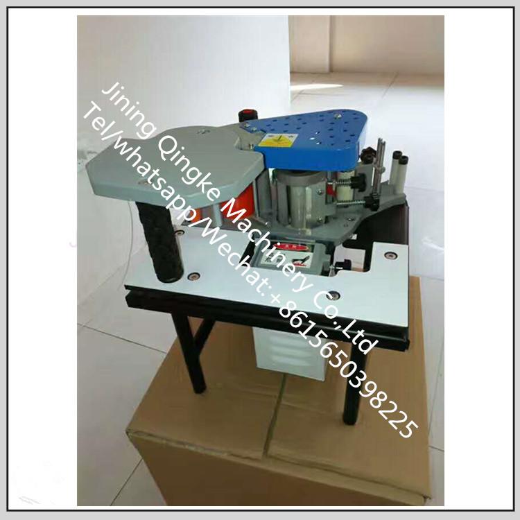Semi-automatic Metal Edge Banding Machine Semi-automatic Wood Edge Bonding  Machine - Buy Portable Edge Banding Machine,Wood Banding