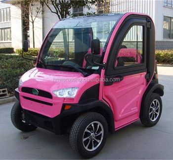 2 Person Electric Car Golf Cart With Doors New Cars In China Product On Alibaba
