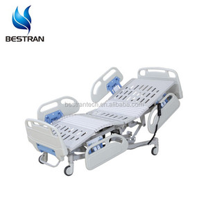 BT-AE008 Chinese manufacturer cost 5-function buy hospital bed for home, double hospital bed suppliers