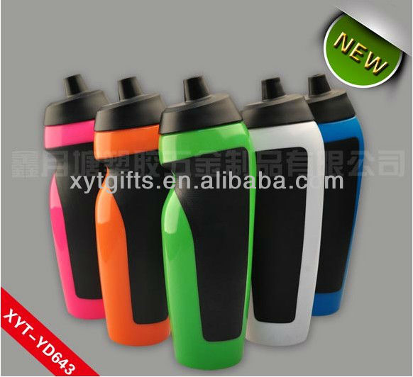 600ml Food Grade PP/PE Plastic Insulated Water Bottle Covers