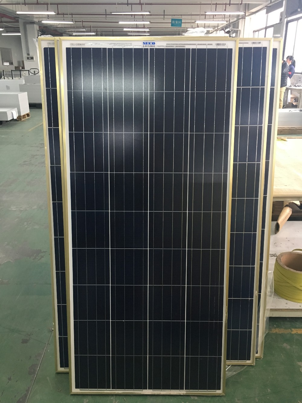 How to make A solar panel for home use