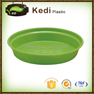 Wholesale useful 1 2 3 5 gallon plastic flower pot with hanger plate