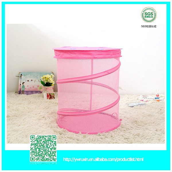 novelty laundry hamper,pop open laundry hamper