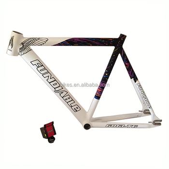 Demon 700c Fixie Road Bike Aluminium Alloy Frame Bicicleta Fixed ...