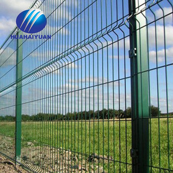 Wire mesh fence high quality welded wire fence garden wire fencing
