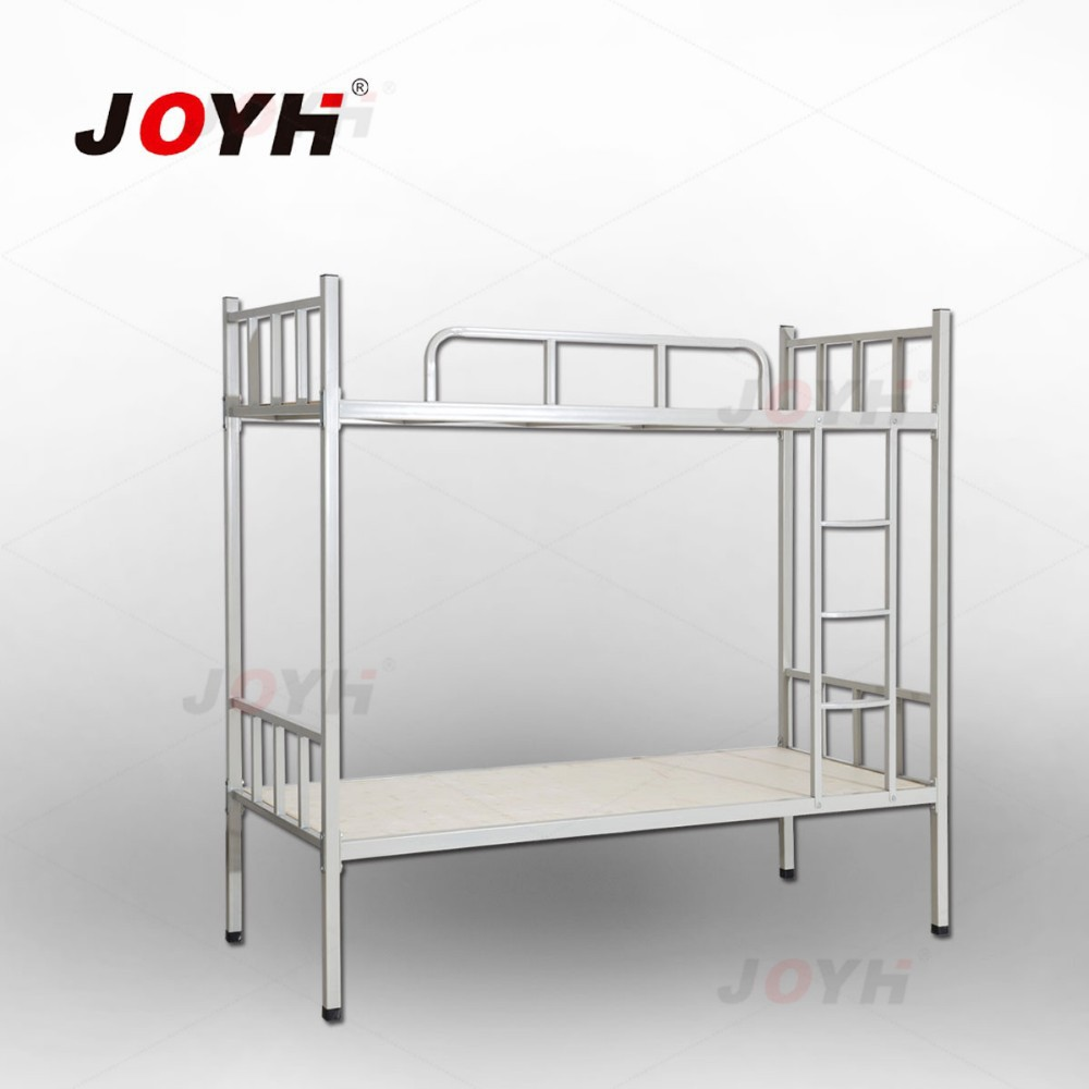 Steel double deck bed - Dormitory Used Bunk Bed Steel Double Deck Metal Bunk Bed Buy Steel Bunk Bed Iron Beds Double Deck Bed Product On Alibaba Com