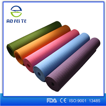 China Exercise Mat Wholesale Support Custom Cheaping