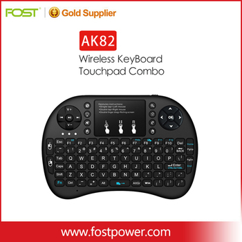 Rii I8 2.4g Wireless Mini Fly Mouse Keyboard With Trackball Mouse ...