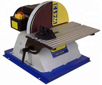 Ds12b Wood Sanding Machine Disc Sander