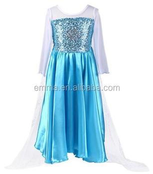 Halloween Children Cosplay Costume Elsa Coronation Dress Frozen Elsa Costumebc8264 Buy Halloween Costumeelsa Dressfrozen Elsa Dress Product On