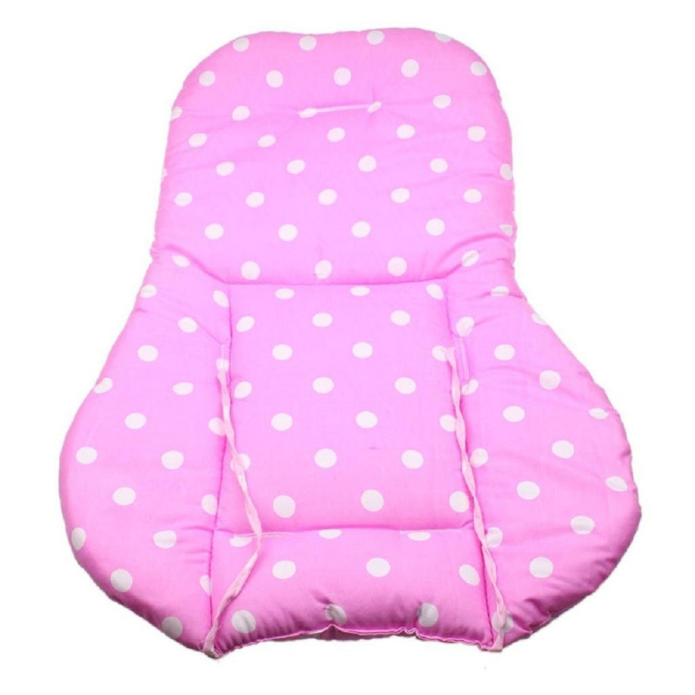Summer Dot Pad Infant Support Universal Classic Baby Stroller Cushion Seat Car Liner Troller Child Cart