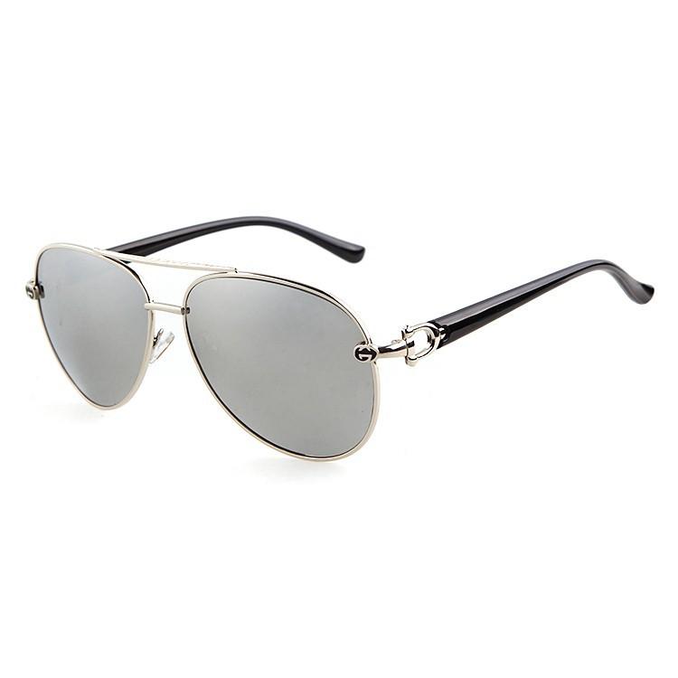 tienda color atractivo diseño encantador 2015 la última moda Vintage aviator gafas de sol gafas de lentes de espejo  para hombre-Lentes de sol-Identificación del ...