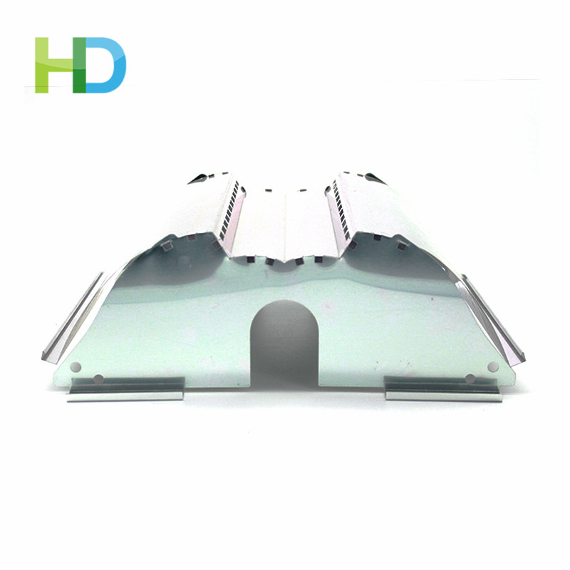 Parabolic shape customized car light reflector ceiling lamp cover