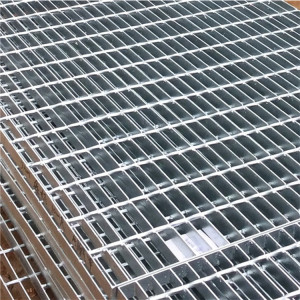 good bearing capacity stainless steel metal grid flooring