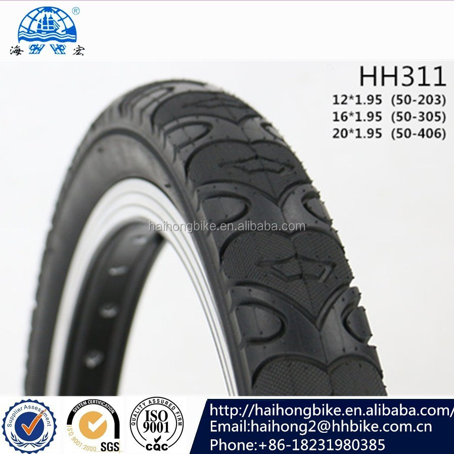 xingtai bicycle tyre/12 inch 14 inch kid use bike tire