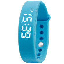 SKMEI Manufacturer Supplier Promotional Hot Sale Sport W5 LED Smart Watch With Remind
