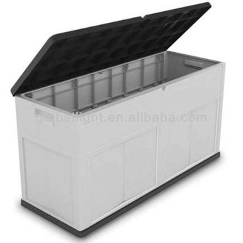 High Quality Uv Protected Outdoor Plastic Storage Box
