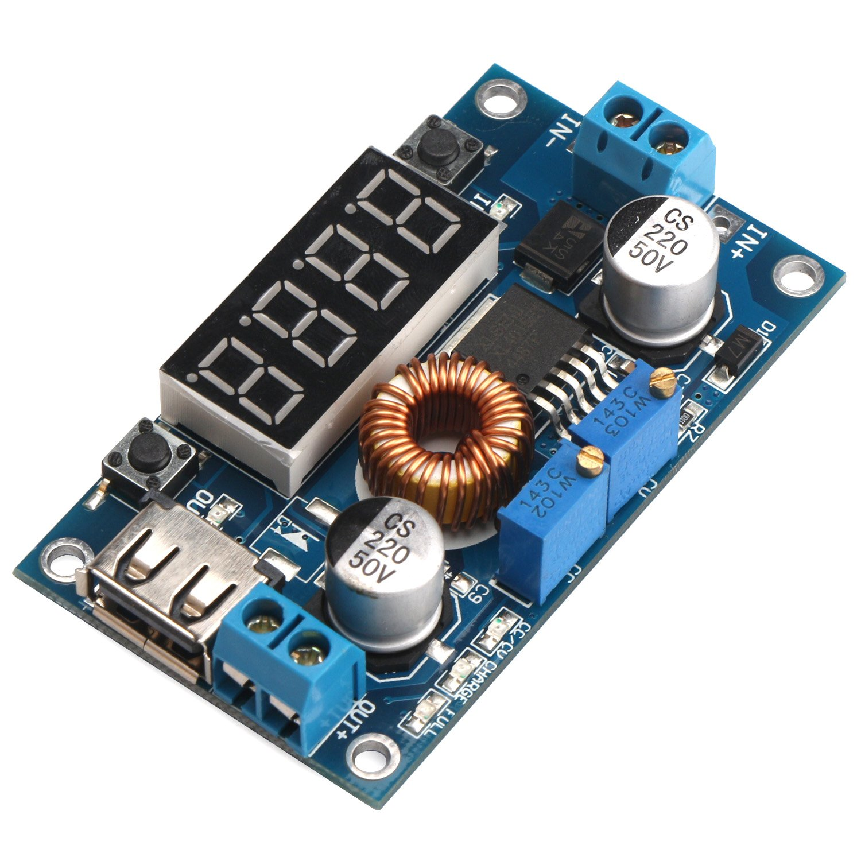 Cheap Buck Converter Led Driver Find Dc 512v 300ma Circuit 3w Buy 3wled Get Quotations Constant Current Drok Lm2596 Step Down Voltage Regulator 5 36v 24v
