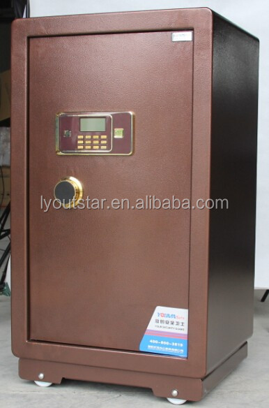 digital depository safe drop deposit front load cash lock box