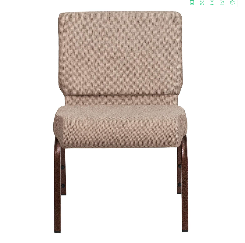 Useding rental upholstered stackable event bridal hotel lobby interlocking cheap church chair wholesale