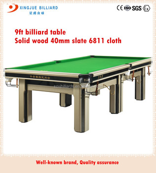 Xingjue Standard Billiard Pool Table Size As Star Buy Star - Standard billiard table size