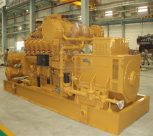 1250kva natural gas generator set from supermaly power with low speed
