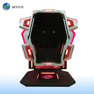 9d attraction rides motion platform flight simulator amusement equipment 9d virtual reality arcade video game machine