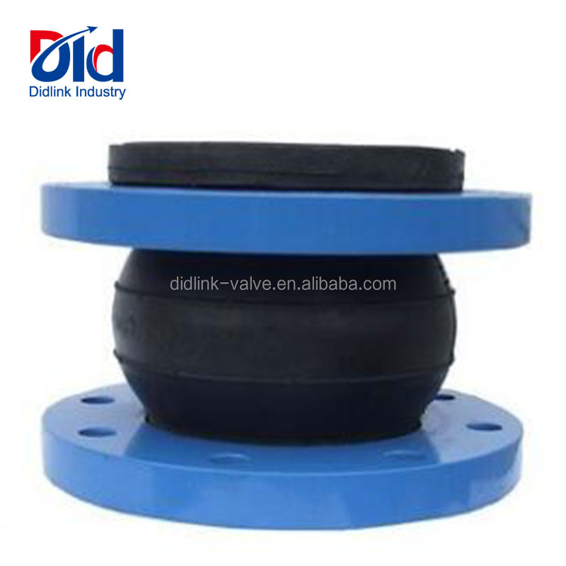 Bellow Coupling Hose Pipe Exhaust Expansion Joint Corrosion Resistance Flexible Rubber Joint
