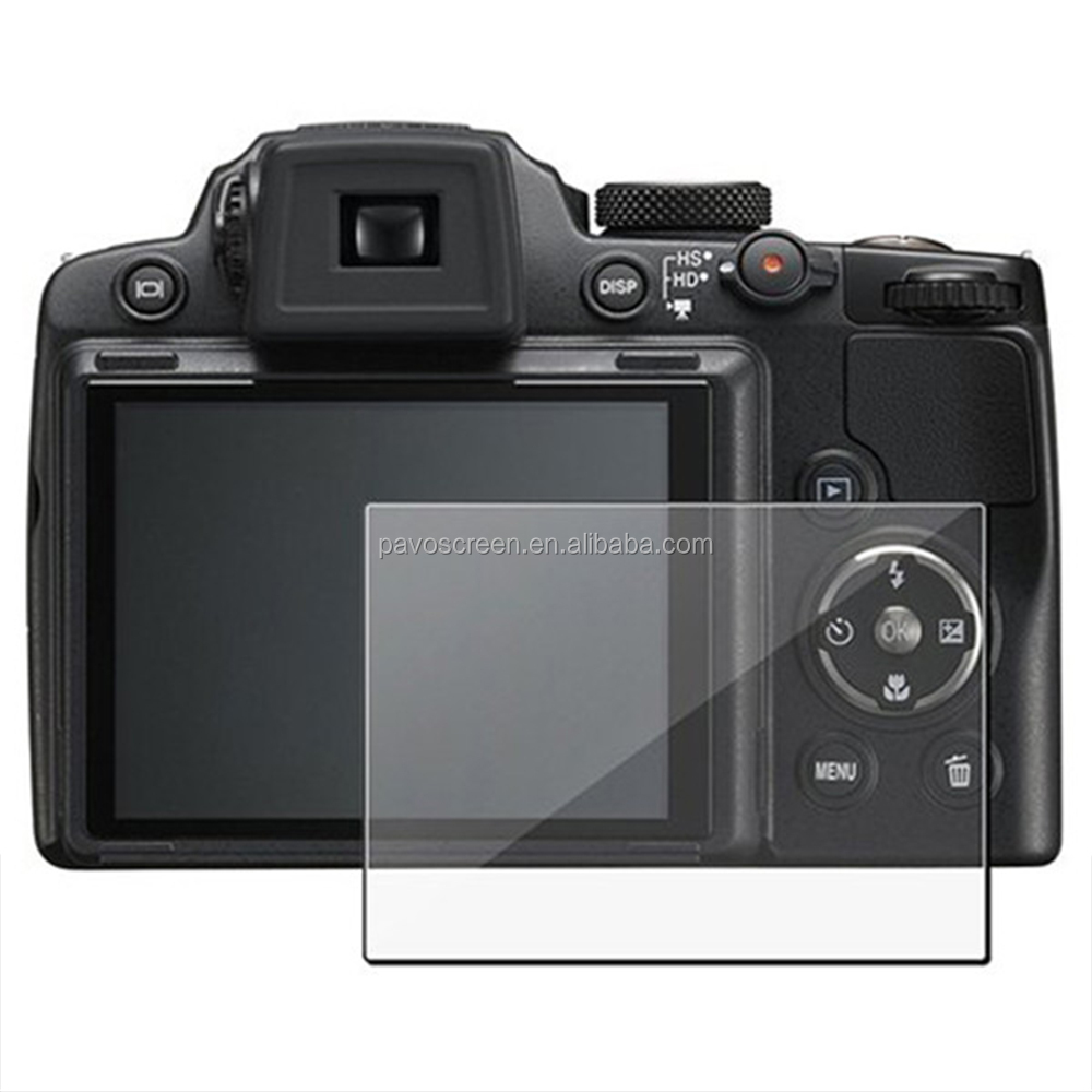 Pavoscreen Manufacturer Digital camerasTempered Glass Film Camera LCD Screen Protector for Sony A5000 A5100 A6000 A3000