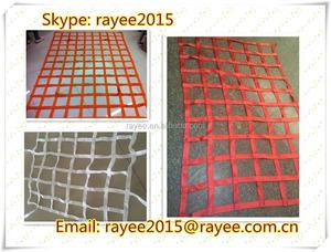 Polyester Webbing Sling Cargo Nets/ rede de carga elastica