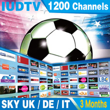 SKY IPTV Europe Italy APK 3 months UK Italy Germany Turkey Greece HD LIVE Channel Android TV Box Mag 250 M3U Cable Free Shipping
