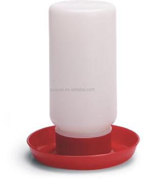 168 / 168s Jar Type Drinker 1000cc For chicken, chicken farm, chicken waterer feeder, chicken drinker