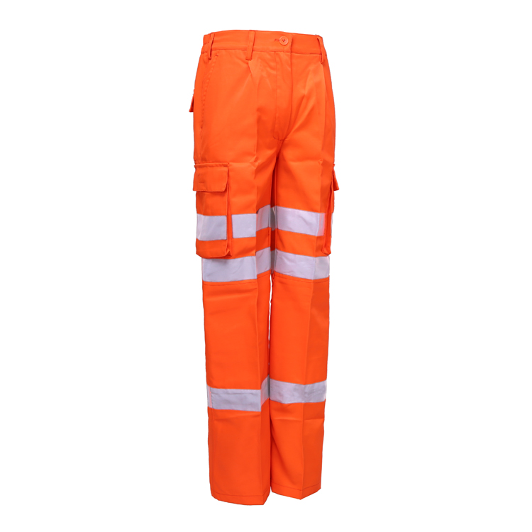 Sunnytex cotton/cvc twill workmen factory made <strong>safety</strong> working trousers