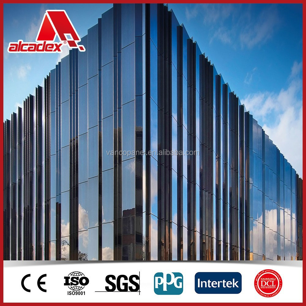 Exterior Mirror Wall Panels Wholesale, Wall Panel Suppliers - Alibaba