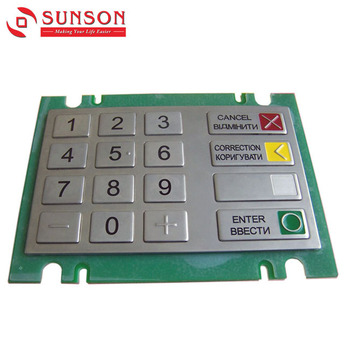 Wincor Pci Atm Epp Customized Support Des/3des Encryption Decryption - Buy  Epp Atm Pin Pad,Pci Atm Epp,Wincor Product on Alibaba com
