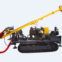 Hydraulic mini core sample geotechnical sampling drill rig machine with SPT and CPT
