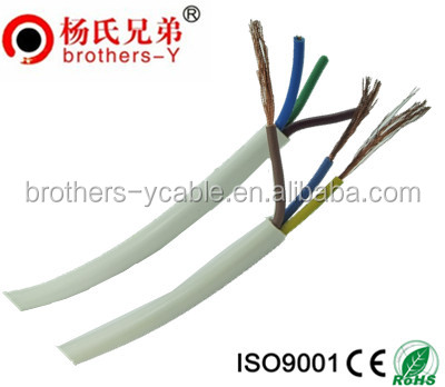 Open Electrical Cables Flat Wire Power Cord Cable Manufacturers ...