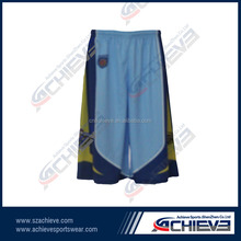 custom made subliamtion slim high quality fit men 's cricket pants for team