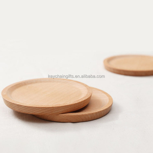 Fancy cheap wood drink coaster / tea coffee beer cup mat wholesale