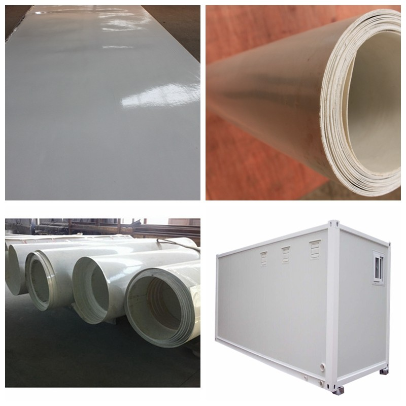 Smooth Surface Fiberglass Rv Bus Panel And Roll Buy