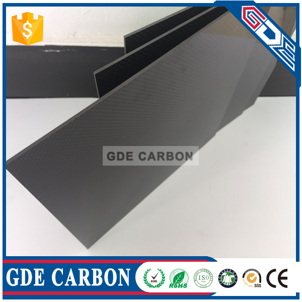 Thickness 6mm 7mm 8mm carbon glass carbon fiber plate