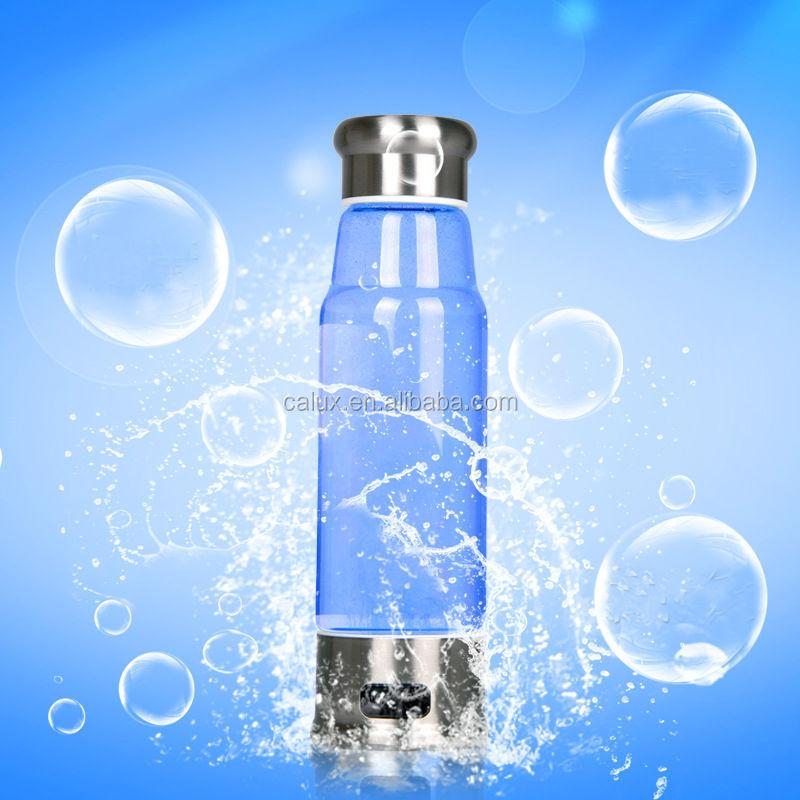 Bottiglia alcalino portatile ionizzatore generatore di Idrogeno acqua alcalina bottiglia-Filtro ...