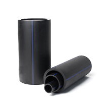 China Manufacture 315 450 160 225 Cheap Price Custom Black Recycled Plastic For Irrigation High Quality Pe Water Pipe