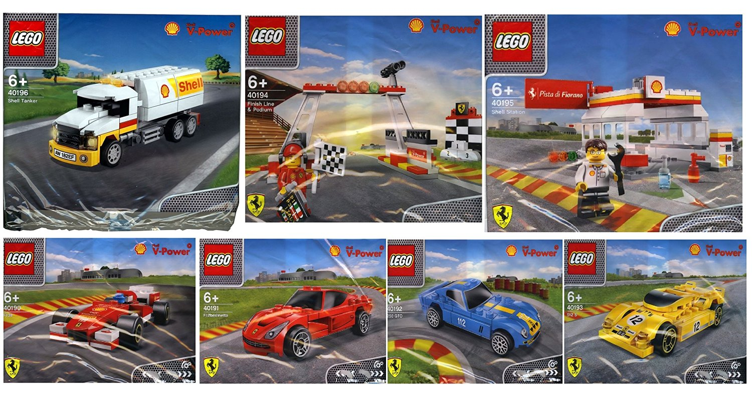 Cheap Lego Shell Find Deals On Line At Alibabacom Polybag 30193 250 Gt Berlinetta 2014 The New V Power Collection Ferrari F138 F12