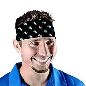 Arkansas Monticello Boll Weevils Wallpaper Black Headband